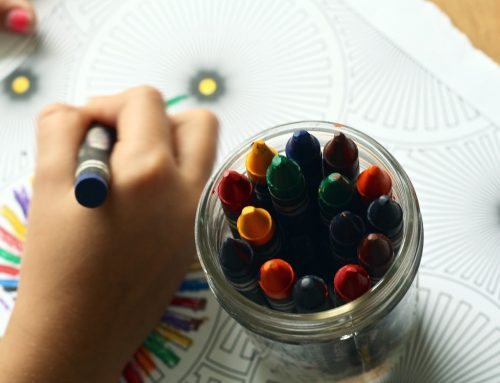 How to Effectively Teach Your Child to Color with the Help of Coloring Books